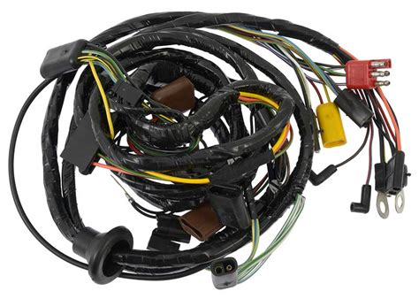 1968 Mustang Wiring Harnes by 1968 Ford Mustang Parts Electrical And Wiring Wiring And