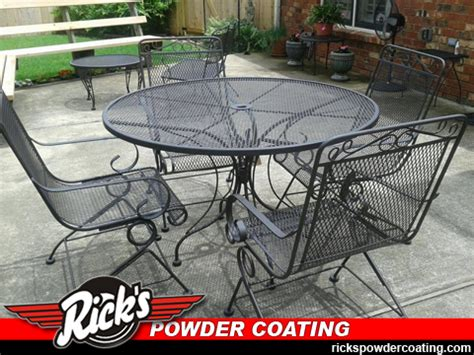 ornamental iron powder coating ornamental costing