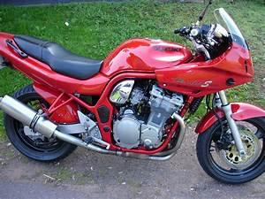 1998 Suzuki Bandit 600s