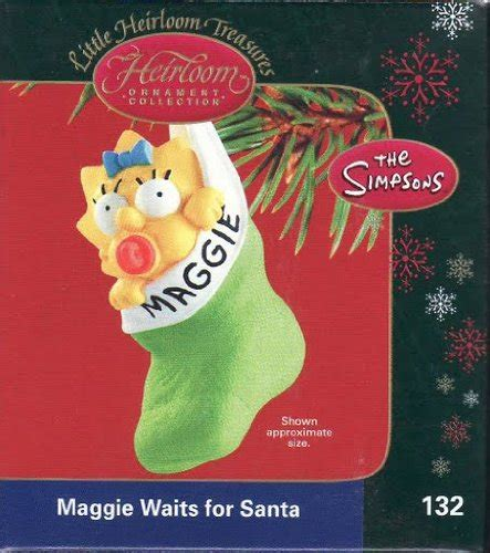 simpsons ornaments  christmas trees