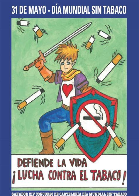 programa contra las adicciones contra el alcoholismo tabaquismo y la dia mundial tabaco 2015