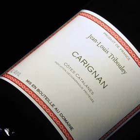jean louis tribouley jean louis tribouley carignan 2014 fine wine from