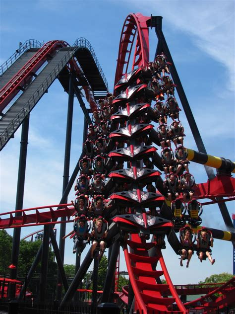 winged roller coaster coasterpedia  roller coaster