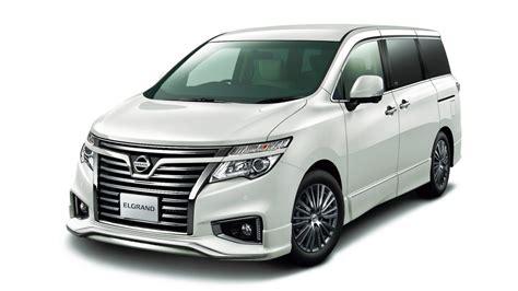 Mobil Nissan Elgrand by Nissan New Elgrand Jual Mobil Baru