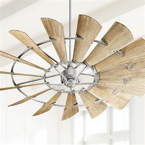 quorum windmill ceiling fan 72 quot quorum windmill galvanized ceiling fan 9p305