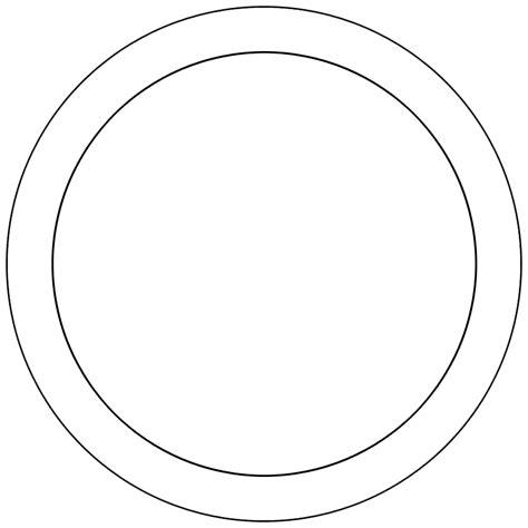 circle template photoshop printable