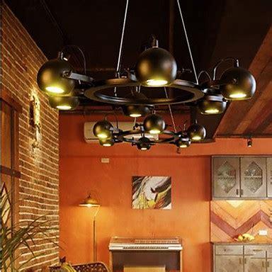 antique bar for vintage chandelier iron bar led creative industrial wind 4073
