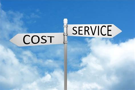 Service Cost common questions logistics and 3pl services universal