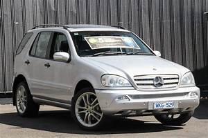 Mercedes Ml 270 Cdi : 2002 mercedes benz ml w163 270 cdi luxury 4x4 ~ Melissatoandfro.com Idées de Décoration