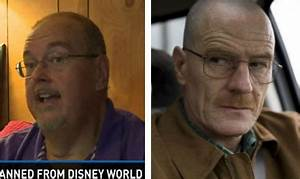 Meet The Man Who Was Banned From Disney World For Life ...