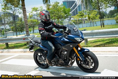 yamaha tracer 900 gt 2019 yamaha tracer 900 gt test review quot vastly improved