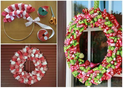 21 diy christmas wreath decorating ideas