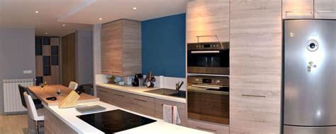 cuisine salon aménagement cuisine et salon style nordique la seyne sur mer