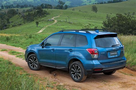 subaru forester review caradvice