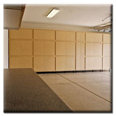 Best Garage Cabinets For The Money   Modular Plywood Cabinets