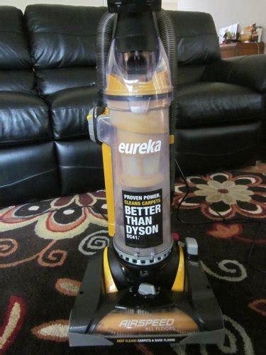 eureka airspeed  floors review  giveaway family