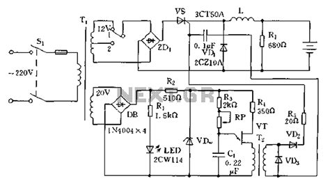 Diesel Cb Microphone Wiring Diagram by Counter Circuit Page 2 Meter Counter Circuits Next Gr