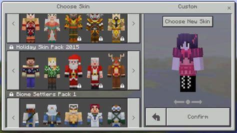 Some Minecraft Skins