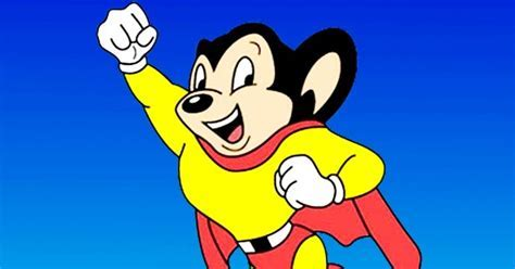 GalleryCartoon: Mighty Mouse Cartoon Pictures