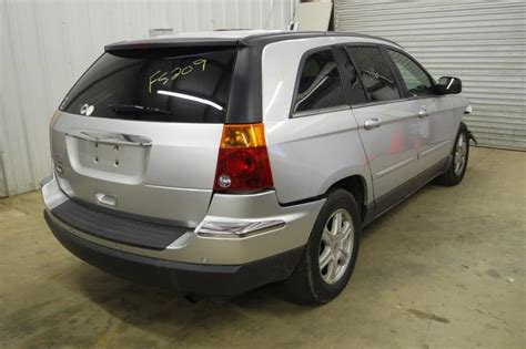 2006 Chrysler Pacifica Parts by Used 2006 Chrysler Pacifica Interior Dash Panel Dash Panel