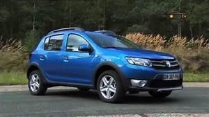 Dacia Sandero Prix Diesel : dacia sandero stepway diesel test drive youtube ~ Gottalentnigeria.com Avis de Voitures