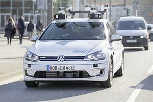 Volkswagen La Teste : volkswagen teste la conduite autonome de niveau 4 en conditions r elles ~ Medecine-chirurgie-esthetiques.com Avis de Voitures