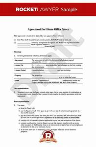 home office lease home office rental agreement template With lease agreement for office space template