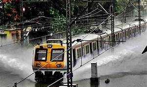 Local Train Service Suspended Between Vasai To Virar, Due ...