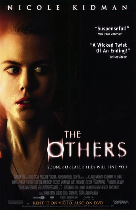 The Others Movie Posters From Movie Poster Shop