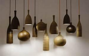 Lampe Design Bois : lampe design bois 1 ~ Teatrodelosmanantiales.com Idées de Décoration