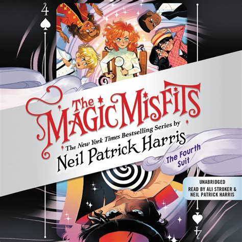 The Magic Misfits: The Fourth Suit by Neil Patrick Harris ...