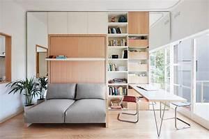 Amenager Petit Balcon Appartement : am nagement appartement 40m2 zm65 jornalagora ~ Zukunftsfamilie.com Idées de Décoration