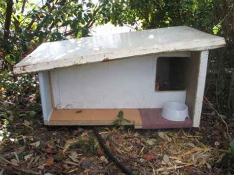 cabane pour chat a chacun toit