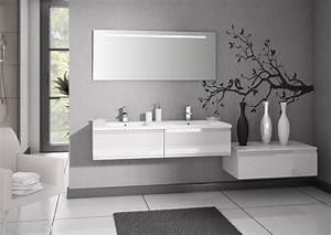 Modele De Salle De Bain Moderne : salle de bains mod le vogue euro cuisine ~ Dailycaller-alerts.com Idées de Décoration