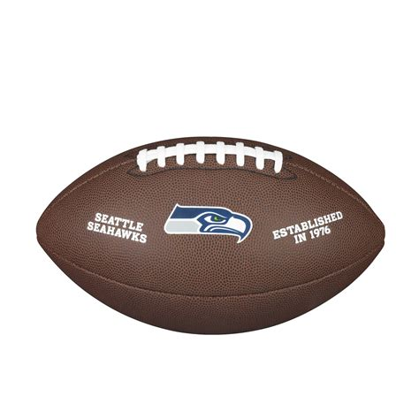 nfl team logo composite football official seattle