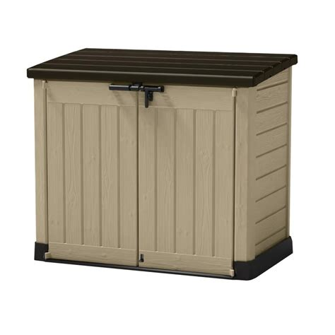 keter deck box canada keter 1 44 x 1 25 x 0 82m polypropylene store it out
