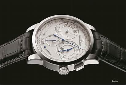 Jaeger Lecoultre Chronographe Backs Fantastic Faces Watchtime