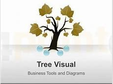 Graphic Tree Diagram Editable PPT 24point0