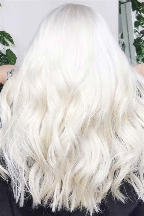 What Color Is Platinum Hair by Best 25 Platinum Hair Ideas On