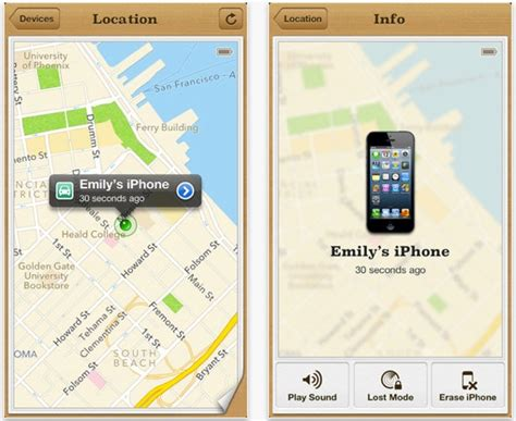 app to find iphone find my iphone app updated with driving directions to