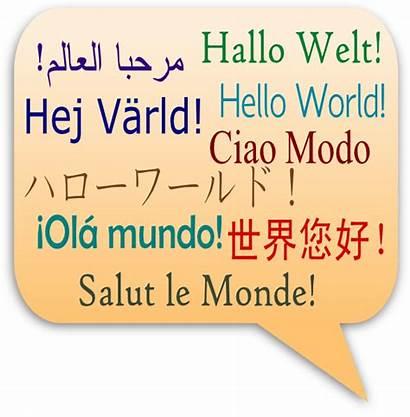 Language Clipart Languages Clip Foreign Cliparts Understanding