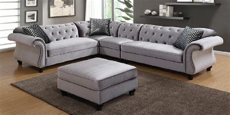 sectional sofa with nailhead trim sectional sofa with nailhead trim neysa contemporary