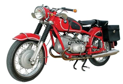 Classic Bmw Motorcycles