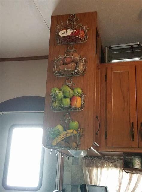 rv kitchen storage ideas 10 rv kitchen storage and organization ideas 50 5035