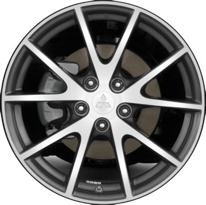 Rims For Mitsubishi Galant by Mitsubishi Eclipse Wheels Rims Wheel Stock Oem Replacement