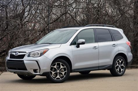 subaru forester touring xt subaru forester 2015 2 0 xt touring review suv blog