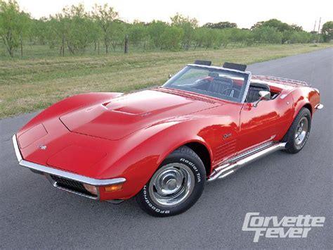1971 Chevrolet Corvette  Ls5powered C3 Sting Ray