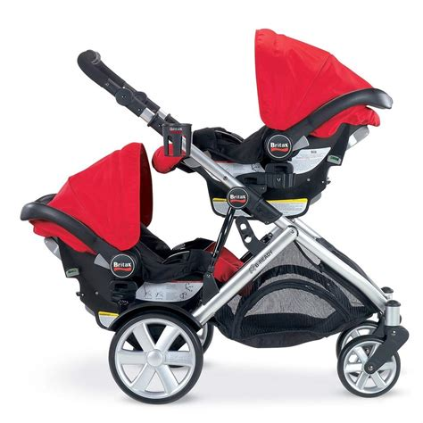 Strollair My Duo Double Stroller Babycenter