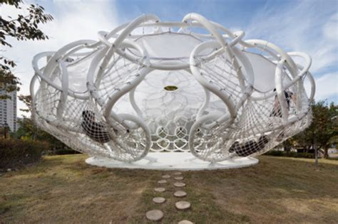 pavilion promotes social interaction  relaxation