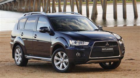 2011 Mitsubishi Outlander Reviews by 2009 2011 Mitsubishi Outlander Used Car Review